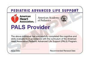 American Heart Association BLS, ACLS, PALS, CPR/First aid in
